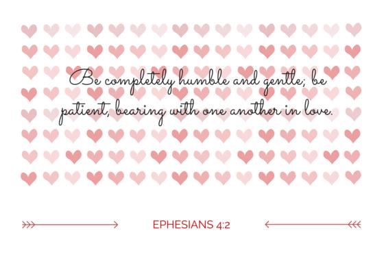 Ephesians 4 2