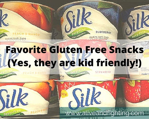 Favorite Gluten Free Snacks (Yes, they are kid friendly!)