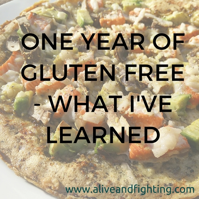 One Year of Gluten Free - What I've Learned