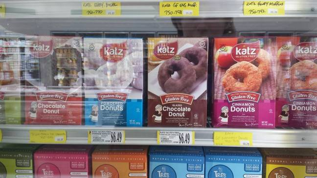 Katz Gluten Free Donuts